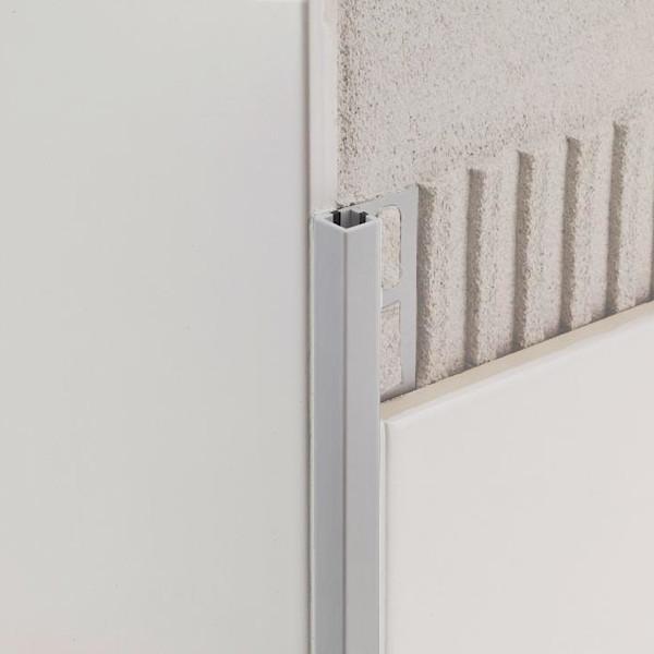 KVADRATEN PROFIL ZQP 10 PVC 270cm KAMNITO SIV PROFILPAS TOPDOM