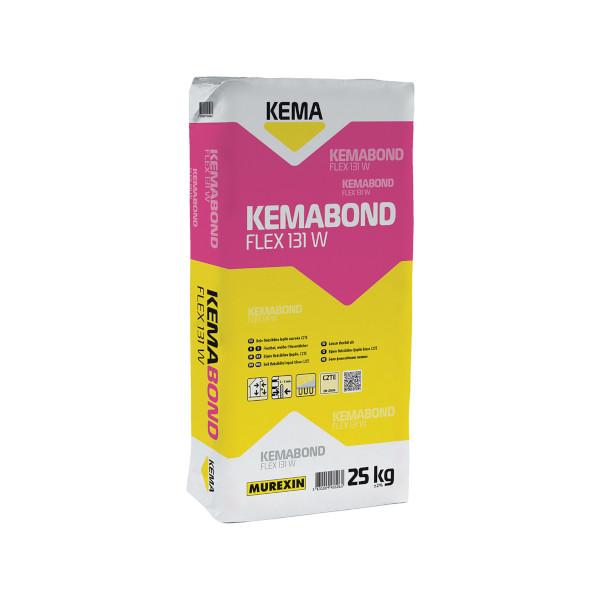 KEMABOND FLEX 131 W 25kg BELO LEPILO ZA KERAMIKO, MUREXIN