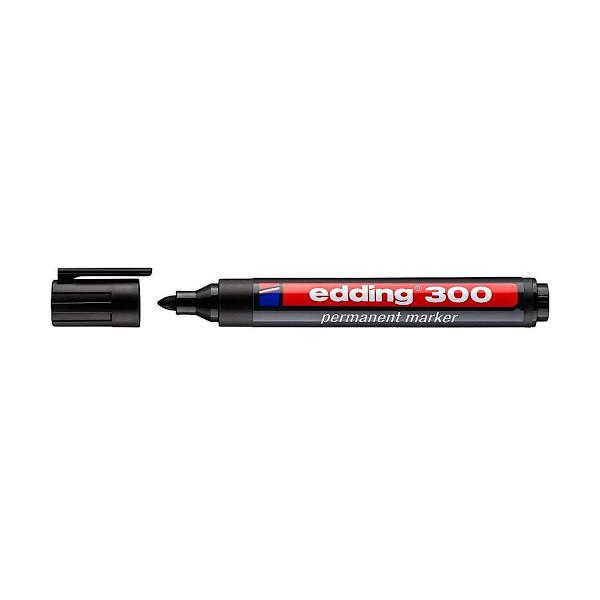 MARKER E 300 1.5 CRNI EDDING TOPDOM