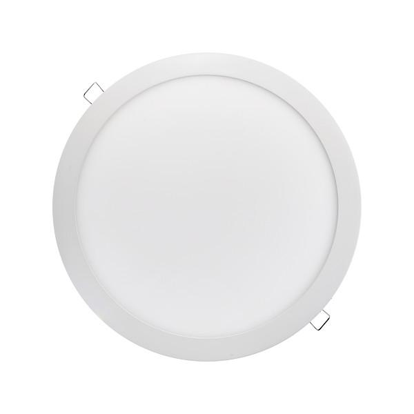 VGRADNA LED SVETILKA 24W OKROGLA EMOS TOPDOM