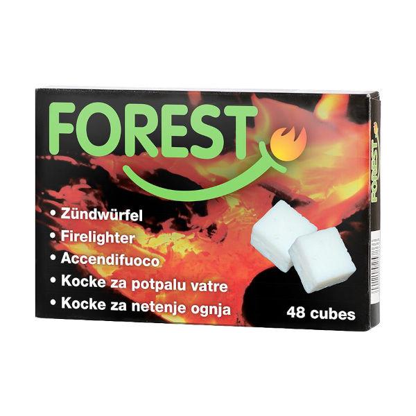 VŽIGALNE KOCKE FOREST 48kos