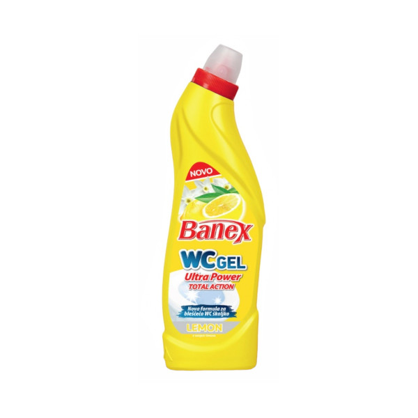 WC GEL BANEX TOTAL ACTION 1l LIMONA TOPDOM