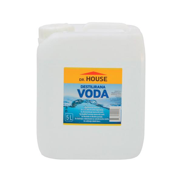 destilirana voda 5l topdom