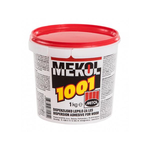 disperzijsko lepilo za les mekol 1001 1kg mitol topdom