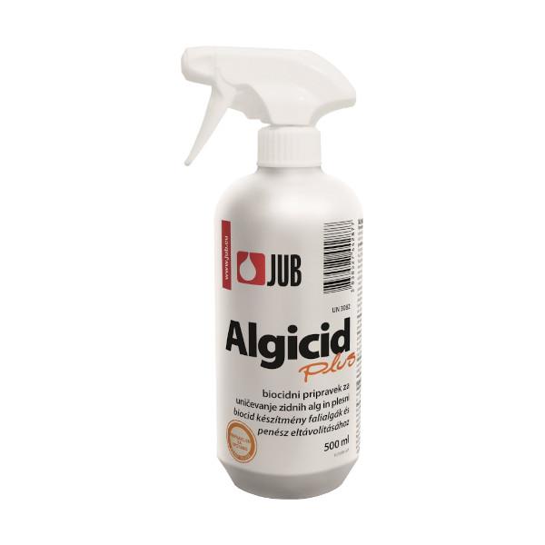 ALGICID PLUS 0,5l ODSTRANJEVALEC ZIDNE PLESNI S PRŠILKO, JUB