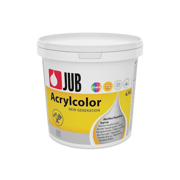 jub acrylcolor 0 75l topdom