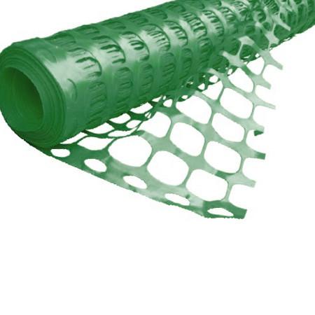zascitna mreza plastificirana zelena topdom uai